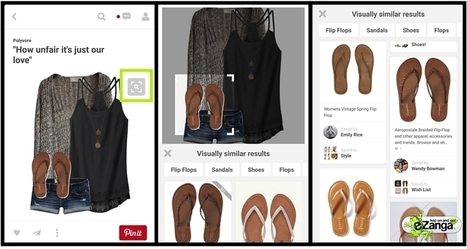 How Social Media is Playing a Role in the Evolution of Mobile Shopping | Social Media News | Scoop.it