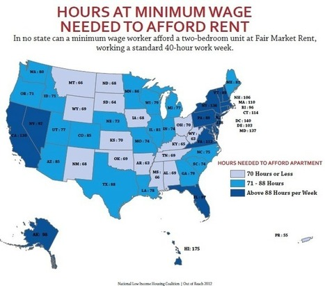 The Truth About The Minimum Wage That Will Make You Gasp | Dare To Be A Feminist | Scoop.it