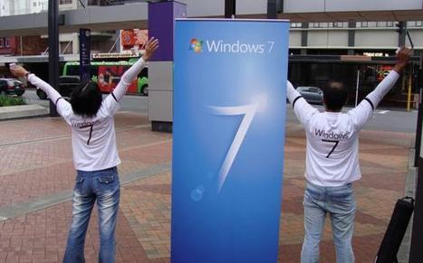 CITE study: Windows 7 still rules at work, but iOS 7 is coming up fast | Digital-News on Scoop.it today | Scoop.it