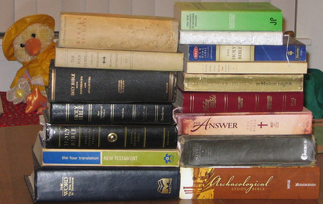 Understanding Differences in Bible Translations | Reading the Bible | Scoop.it