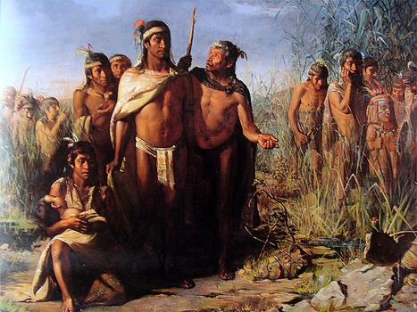 Une famille de 12 600 ans | Agence Science-Presse | Intervalles | Scoop.it