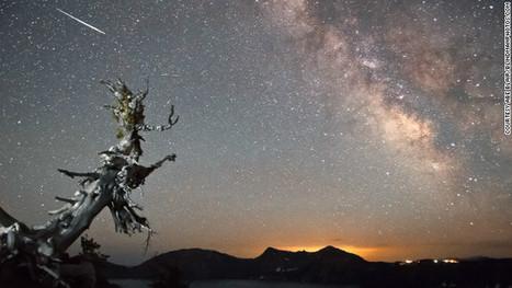 Meteor shower will light up night sky for just a few hours | Amateur and Citizen Science | Scoop.it