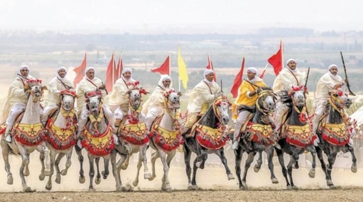 Le Grand Prix S.M le Roi Mohammed VI met la Tbourida à l'honneur | Libération (Maroc) | Kiosque du monde : Afrique | Scoop.it