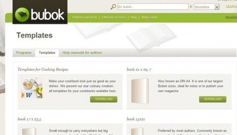 Plantillas para escribir libros en el formato adecuado | Las Tics y las ciencias de la informacion | Scoop.it