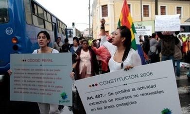 Yasuni petition reaches halfway point in bid to force referendum | Ecuador | Scoop.it