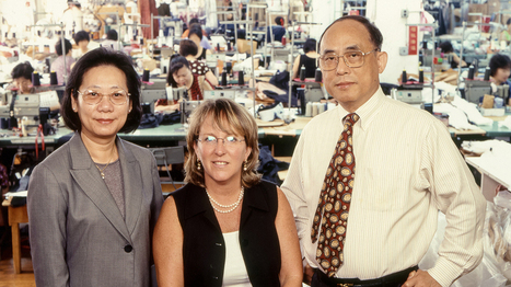 A Makeover for Chinatown's Garment Industry   Chinese American Now   Scoop.it