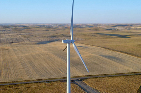 State's Single Largest Wind Farm Powers Up | Flathead Beacon | Life and Times of the Blackfeet | Scoop.it
