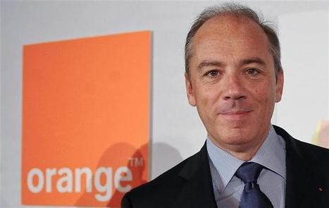 IsraelValley News: Stéphane Richard de Orange déclare vouloir investir en Israël $10 millions.   Orange bleue   Scoop.it