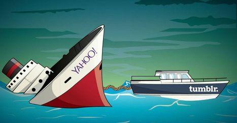 How Yahoo derailed Tumblr | future of marketing | Scoop.it