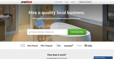 Australian service startup Oneflare launches in Singapore in 2014 | startups | Scoop.it