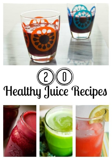 20 Healthy Juice Recipes #juicing #recipes - Trippin With Tara | Say No to Dieting | Scoop.it