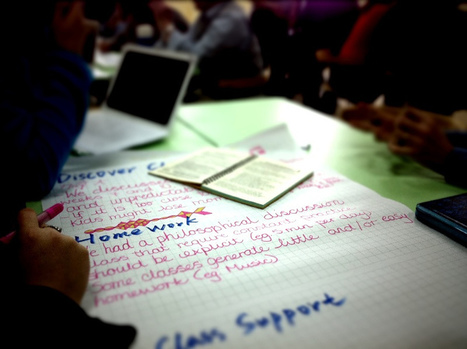 Faut-il aider son enfant à faire ses devoirs ? Une étude remet en cause une idée reçue. | questions d'éducation | Scoop.it
