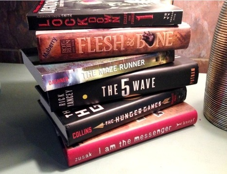 7 Books to Make Your Teenage Son Love Reading | CGS Popular Authors | Scoop.it