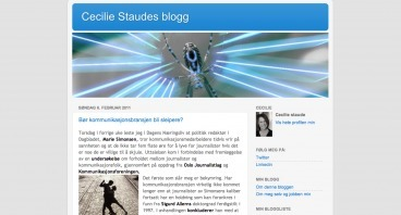 Oppgave 5: Langt fra rosablogging | TRUE COLOURS | Sosial på norsk | Scoop.it