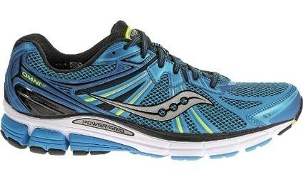 Saucony Omni 13 - the great stability shoe, pronators | run | Scoop.it