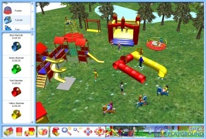 Design a  Playground - Children's Educational software to design a playground | Using Technology in the Early Years | Scoop.it