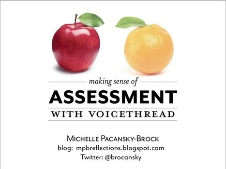 Making Sense of Assessment | iGeneration - 21st Century Education | Scoop.it