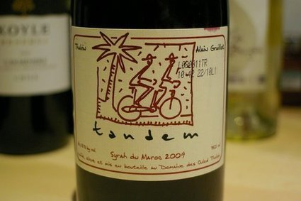 A Moroccan red from Alain Graillot | @zone41 Wine World | Scoop.it