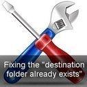 Destination Folder Already Exists in WordPress. How to Fix it   Web Hosting   Scoop.it