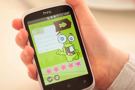 Aplicaciones móviles para niños enfermos o cómo aprender jugando - mHealth | Sanidad TIC | Scoop.it