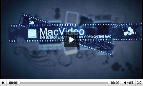 """MacVideo - The little """"things"""" that makes FCPX unique   Community Media   Scoop.it"""