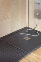 JrSink cambia tu bañera por plato de ducha pizarra. | Diseño en baños | Scoop.it