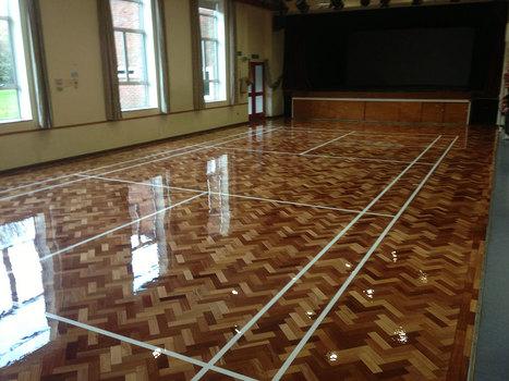 Get the Best Floor Sanding and Restoration Techniques | Squash court refurbishment | Scoop.it