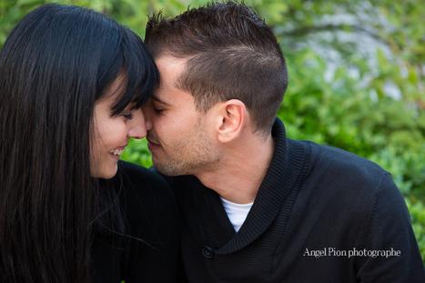 couple d'amoureux à Cannes | Photographe mariage Cannes et Côte d'Azur : Angel Pion | photographe portrait et mariage | Scoop.it
