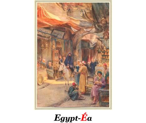 Les bazars du Caire : Charmes et marchandages | Aladin-Fazel | Scoop.it