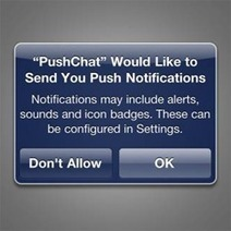 Apple Push Notification Services in iOS 6 Tutorial: Part 1/2 | Ray Wenderlich | IOS | Scoop.it