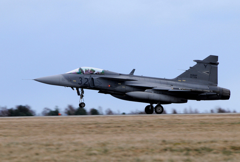 Gripen To Guard Slovenia's Airspace | Fighter Jet News | Scoop.it