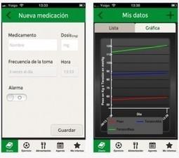 FEDE crea una 'app' para mejorar el autocontrol de la diabetes   Salud Visual 2.0   Scoop.it
