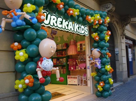 EurekaKids si espande all'estero - azfranchising | franchising | Scoop.it