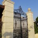 #Gates & fences by Dezines Dalia Sadany Creations - via @DaliaSadany   Landscaping Design   Scoop.it
