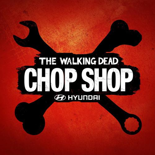 The Walking Dead Chop Shop Hub Hyundai Houston