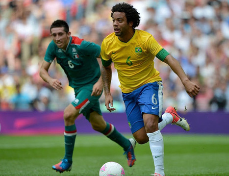 Best 5 Brazilian Players at WC2014 – FOOTBOLIA   soccerlive   Scoop.it