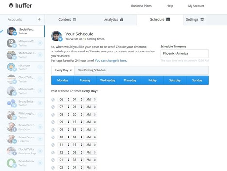 14 Apps + Tools To Transform Your Twitter Engagement   Curating Information   Scoop.it