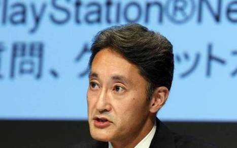 New Sony boss under pressure as more losses announced - Telegraph | Buss 4 Section B | Scoop.it