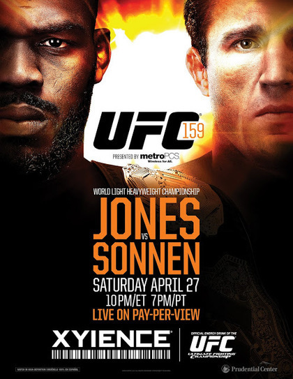 Atdhe Live Sports: UFC-159!! Jones vs Sonnen Live || Streaming PPV Fight || Tickets, Preview & More On Fox.TV - 27Th,Apr! | Sports 247 Live | Scoop.it