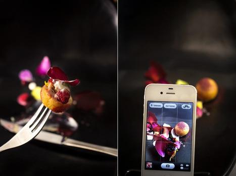Foodography : une assiette spécialement conçue pour prendre vos plats en photo !   Gastronomie digitale   Scoop.it
