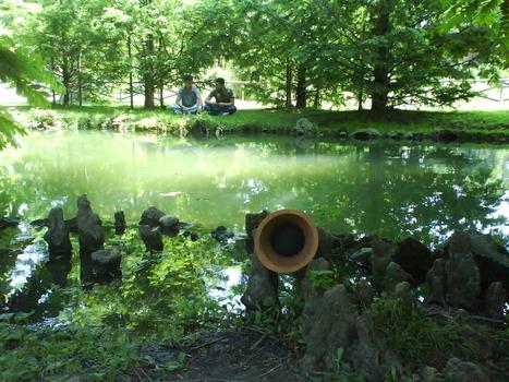 Giardino sonoro Parco Sempione   DESARTSONNANTS - CRÉATION SONORE ET ENVIRONNEMENT - ENVIRONMENTAL SOUND ART - PAYSAGES ET ECOLOGIE SONORE   Scoop.it