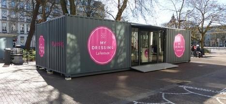 My Dressing, le roadshow de shopping connecté by La Redoute | streetmarketing | Scoop.it