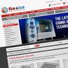 Fire & Ice E commerce Website