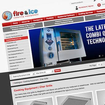 Fire & Ice E commerce Website - Webfeet Design | Fire & Ice E commerce Website | Scoop.it