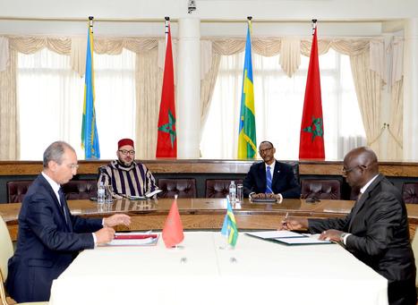 Le Maroc et le Rwanda concluent un partenariat agricole @Investorseurope#Mauritius stock brokers | Investors Europe Mauritius | Scoop.it