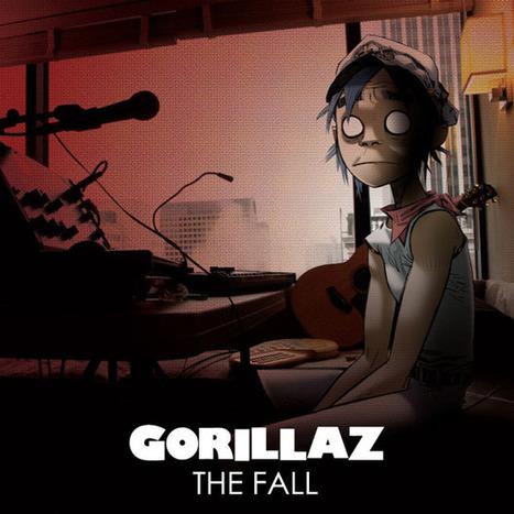 Gorillaz - The Fall: iPad Applications Used | iPad music apps | Scoop.it