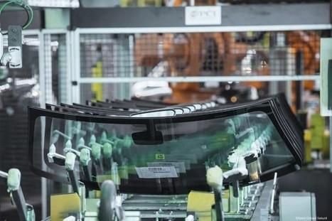 Un pare-brise digital pour les voitures autonomes | Actualité Digitale e-commerce - e-businnes. Sites Internet Toulouse et Gers. | Scoop.it