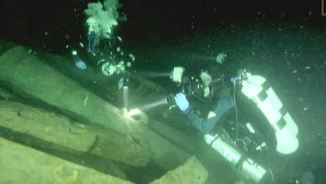 Researchers explore cursed 450-year-old wreck of the Mars at the bottom of the Baltic Sea | News You Can Use - NO PINKSLIME | Scoop.it