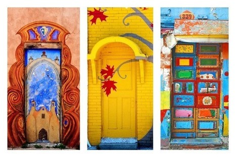 Le 20 porte più belle del mondo per sognare luoghi lontani | The Italian Lifestyle | Scoop.it