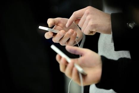 Les 16-24 ans passent près de 4 heures par jour sur leur portable | TICE, DOC & MEDIAS | Scoop.it